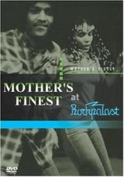 Mothers Finest DVD