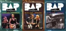 BAP Rockpalast DVDs