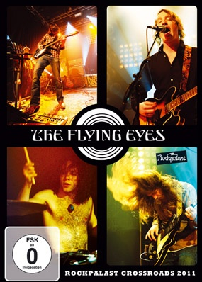 Rockpalast archiv the flying eyes dvd for 13th floor with diana live dvd