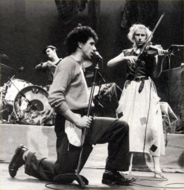 Dexys Midnight Runners Foto WDR/Manfred Becker