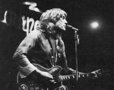Alvin Lee Foto WDR/Manfred Becker