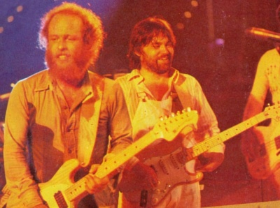 Little Feat - Paul Barrer und Lowell George Foto WDR/Manfred Becker