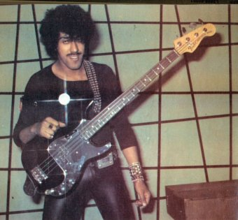 Phil Lynott Foto WDR/Manfred Becker