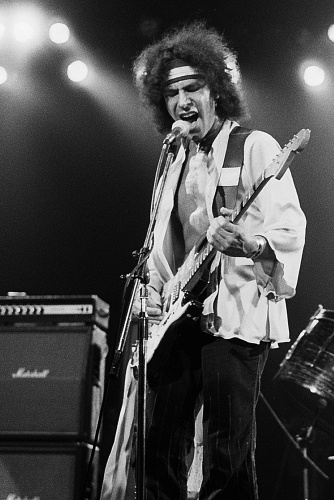 Randy California - Foto M.Becker