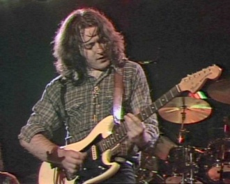 Rory Gallagher Foto WDR/Manfred Becker