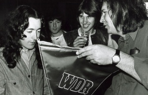 Rory Gallagher and Peter Ruechel