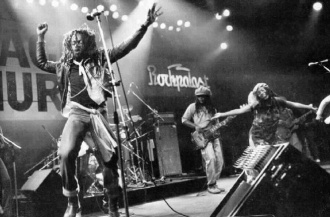 Black Uhuru Foto WDR/Manfred Becker
