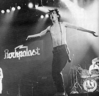 Feargal Sharkey - The Undertones Foto WDR/Manfred Becker