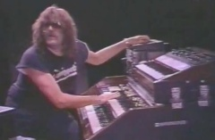 Jon Lord im Rockpalast 1985